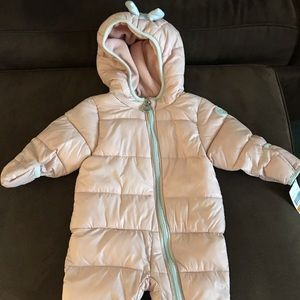 Michael Kors Baby snowsuit